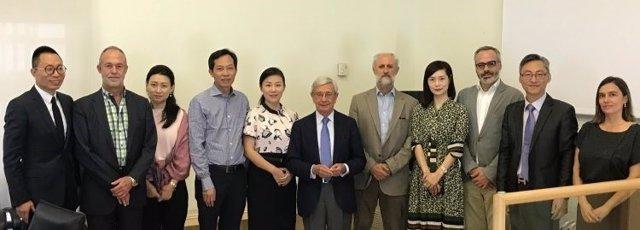 Madrid estudia cerrar un acuerdo de cooperación con  Chongqing