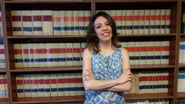 La jurista Isabel Aguilar