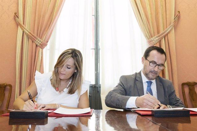 Acuerdo entre la Delegación de Igualdad del Ayuntamiento y Tussam