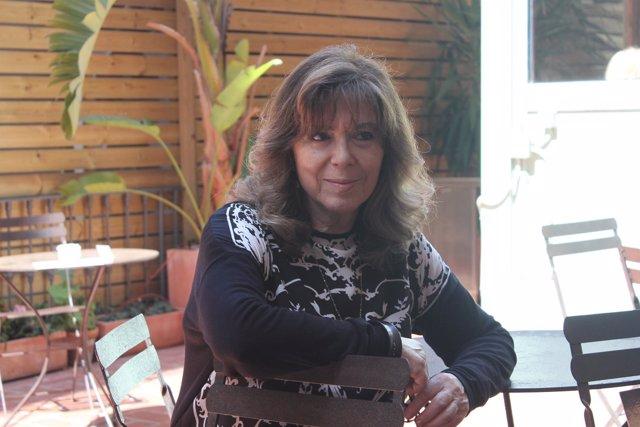 La cantante Maria del Mar Bonet