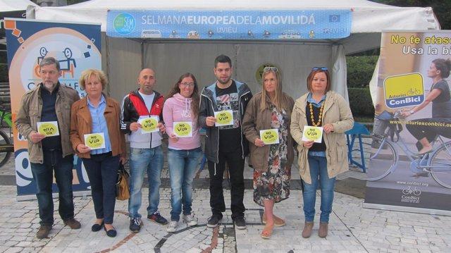 Semana de la Movilidad en Oviedo
