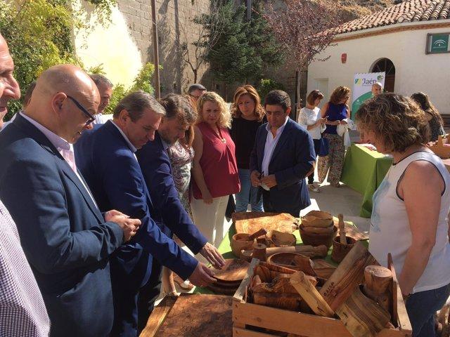 Feria de Turismo Sostenible del PN de Cazorla, Segura y Las Villas