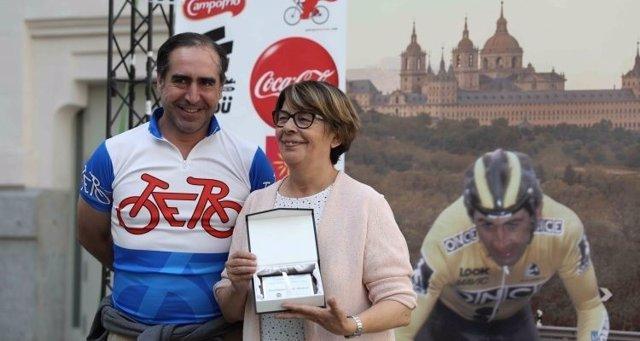 Sabanés recibe a los participantes de La Clásica Otero