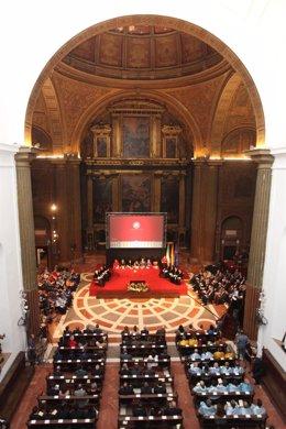 Apertura Del Curso Académico De Las Universidades Públicas De Andalucía