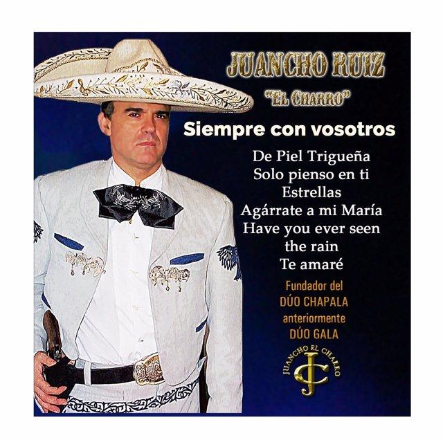 Disco de Juancho 'El charro'