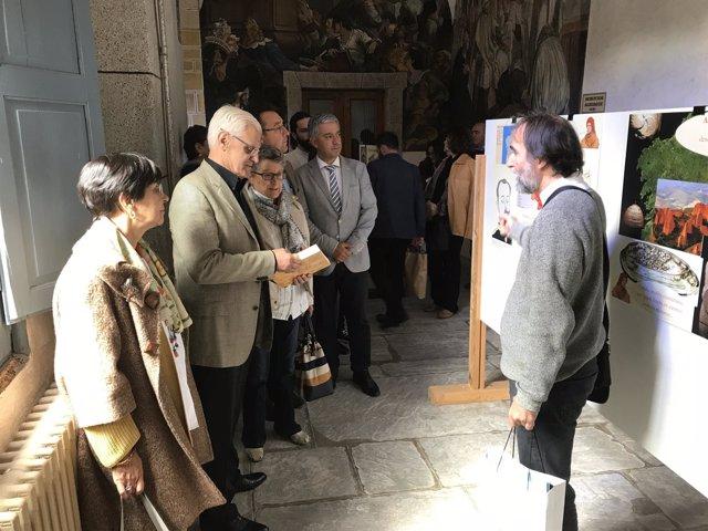 Exposición sobre Fernández Morales