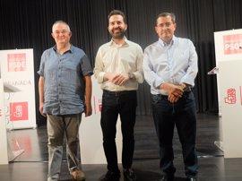José Entrena y Noel López se convierten en candidatos a la Secretaría General del PSOE de Granada tras lograr los avales