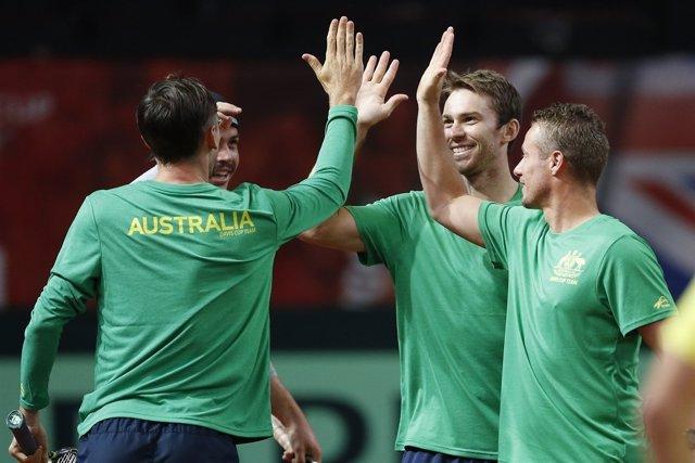 Australia en la Copa Davis