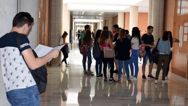 Uclm: 1.282 Estudiantes Comienzan Los Exámenes De La Evau En El Distrito Univers