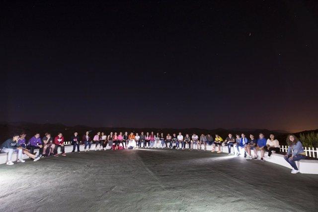 El programa 'Conoce las estrellas' de Puerto Lumbreras