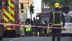 Detinguda una segona persona per la seva suposada implicació en l'atemptat del metro de Londres (EUROPAPRESS)