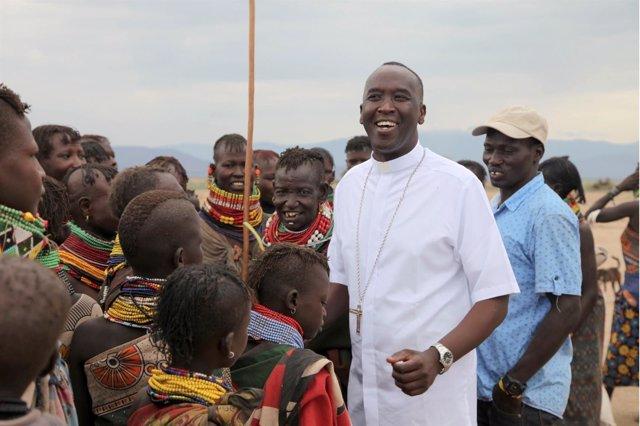 Obispo de Lodwar (Kenia), Dominic Kimengich