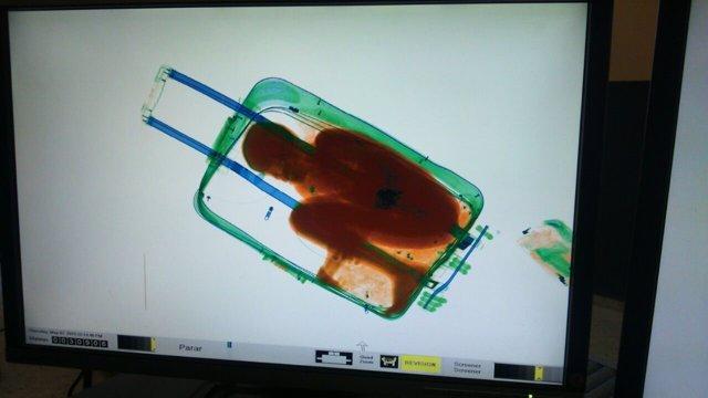 Caso del niño de la maleta de Ceuta