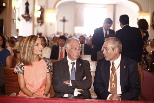 El presidente de la DIputación de Almería, Gabriel Amat