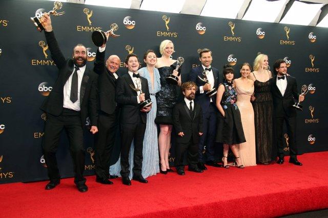 Momentos sorprendentes Emmy
