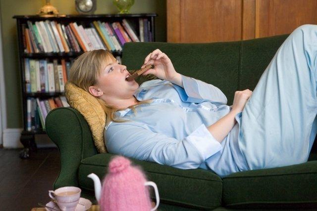Mujer, sedentarismo