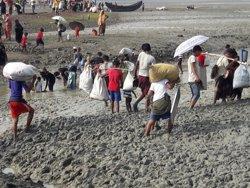 Prop de 150.000 rohingyes seran vacunats contra el xarampió, la rubèola i la pòlio a Bangladesh (MSF)