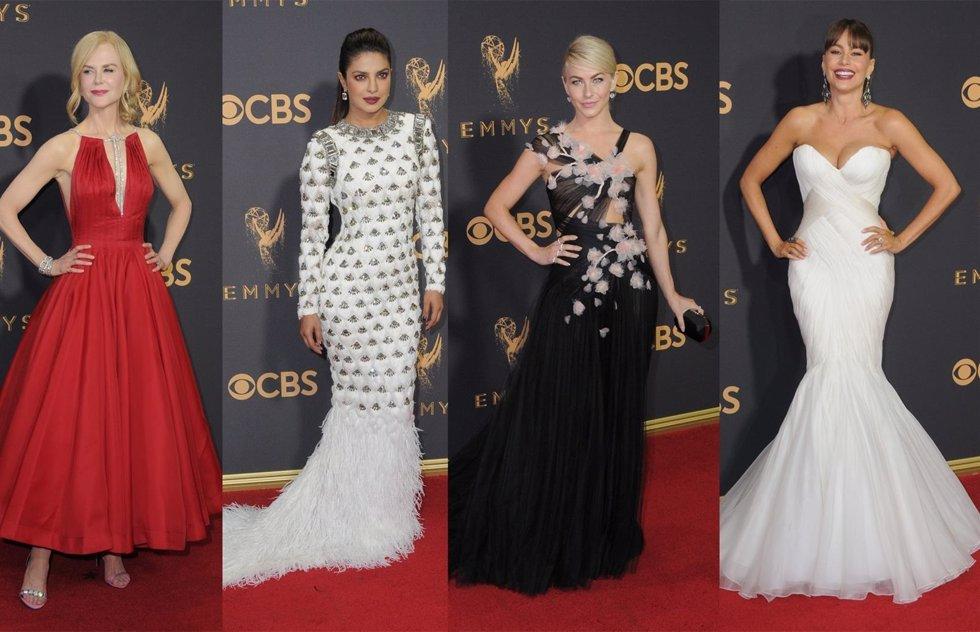 Emmys 2017 las mejores vestidas de la alfombra roja for Las mejores alfombras