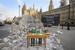 Save the Children denuncia que 730.000 nens refugiats sirians no tindran accés a l'educació aquest any (SAVE THE CHILDREN)