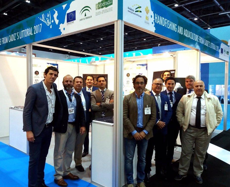 Foto: Andalucía apoya la presencia de más de una decena de empresas gaditanas en la SeaFex de Dubái (EUROPA PRESS/JUNTA DE ANDALUCÍA)