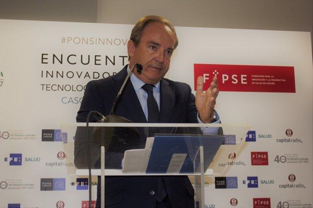 Fipse Y Fenin Presentan En La Fundación Pons Casos De Éxito De La Innovación San