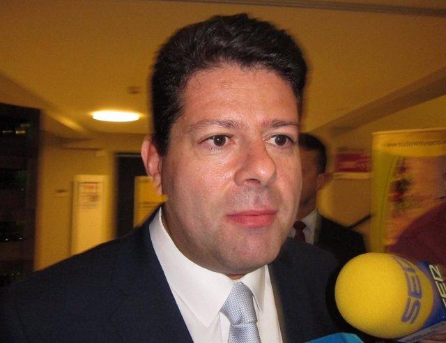El ministro principal de Gibraltar, Fabián Picardo