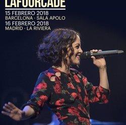 Natalia Lafourcade anuncia concerts en sales de Barcelona i Madrid (LIVE NATION)