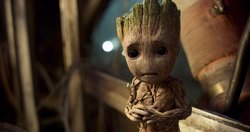 Primera (y triste) imagen de Groot en Vengadores: Infinity War (MARVEL)