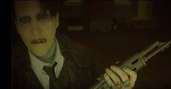 Marilyn Manson derrocha violencia y provocación en su nuevo videoclip: We know where you fucking live (MARILYN MANSON)