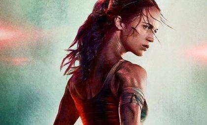¿Es tan malo el póster de Tomb Raider?