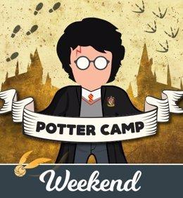 Campamento de Harry Potter en Cervera de Buitrago