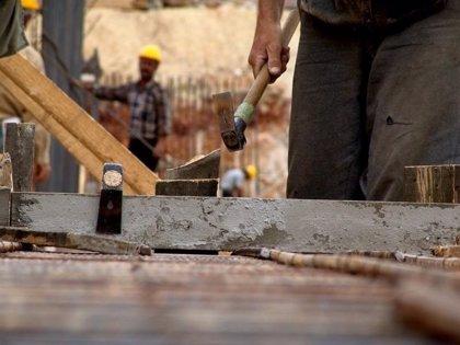 La actividad de la construcción en España subió un 5,4% interanual en julio, por encima de la media europea