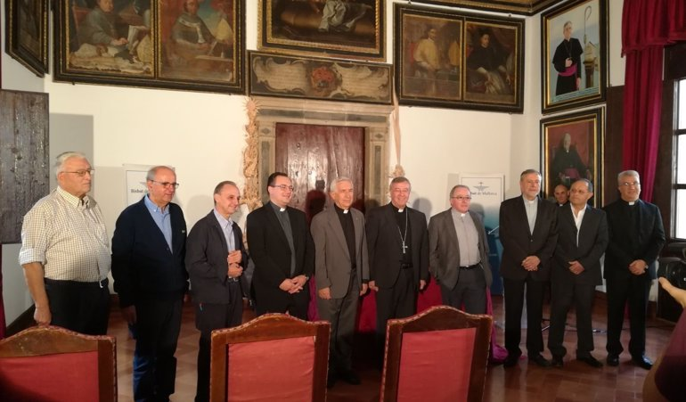 Sebastià Taltavull Anglada, nuevo obispo de Mallorca