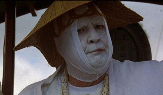 Marlon Brando en 'La isla del Dr. Moreau'