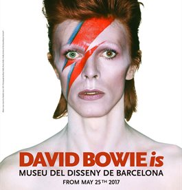 Foto: ORGANIZACIÓN 'DAVID BOWIE IS'