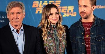 Ryan Gosling y Ana de Armas acaparan miradas y complicidad en Madrid