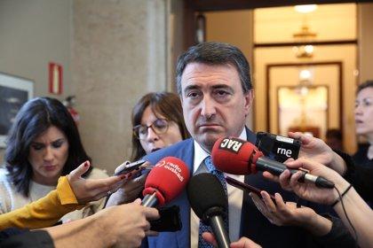 El PNV niega negociación con el Gobierno sobre los Presupuestos, a tres días de que los apruebe el Gobierno