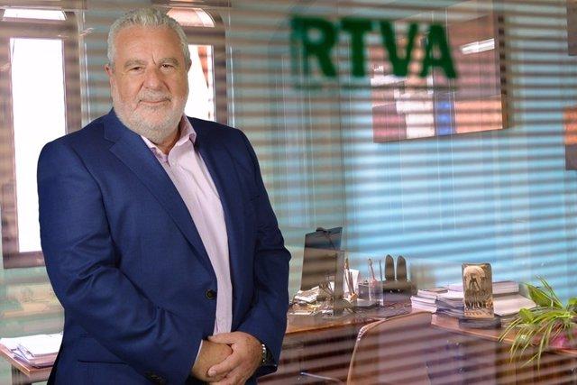 Joaquín Durán, subdirector general de la RTVA