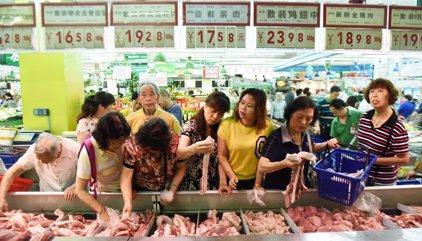 Estas fotos muestran cómo es hacer la compra en China