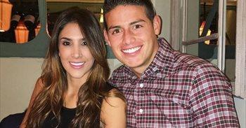 Daniela Ospina habla de su divorcio con James Rodríguez y explica la razón de su separación