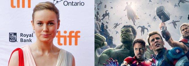 Brie Larson (Capitana Marvel) sí estará en Vengadores 4 (CORDON PRESS/MARVEL STUDIOS)