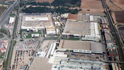 Una herida tras un accidente en la factoría de Montaje de Renault en Valladolid