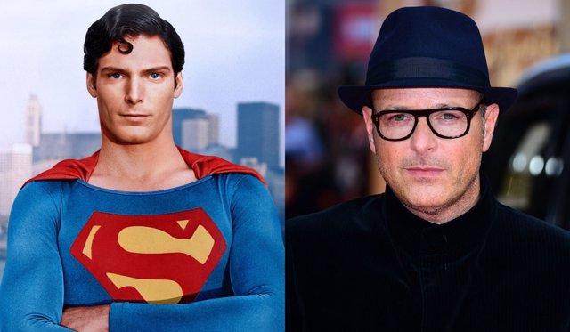 Superman y Matthew Vaughn