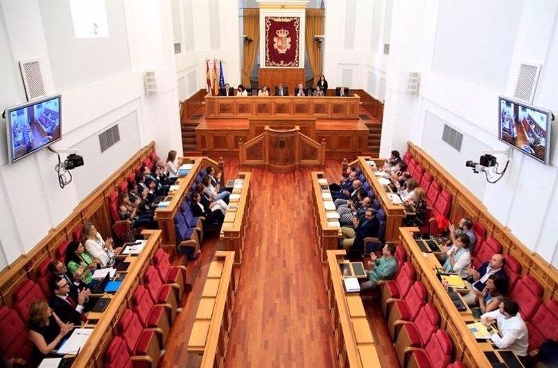 Las Cortes de C-LM contarán con un presupuesto de 9,6 millones para el ejercicio 2017
