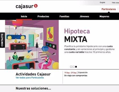 """Cajasur agotará """"todas las vías de recurso"""" contra la multa que le ha impuesto la Junta de Andalucía"""