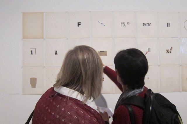 Exposició Joan Brossa en el Macba
