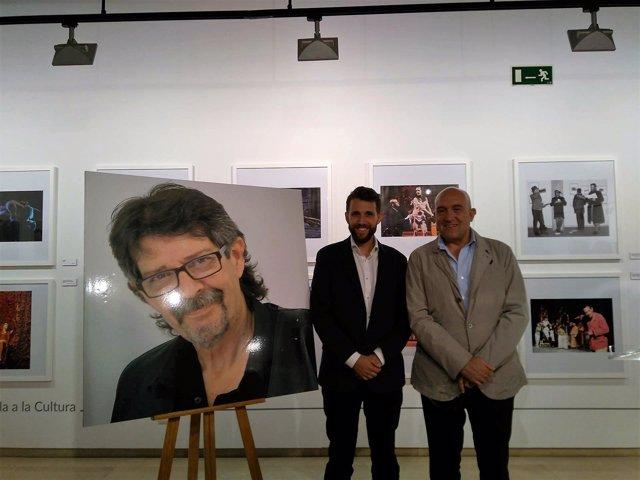Presentación de la exposición de Luis Laforga 'Esencia de una mirada'