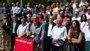 Un centenar de alcaldes y concejales del PSC se concentran en Tarragona contra las amenazas por el 1-O
