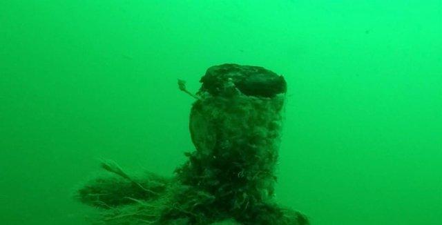 Submarino de la primera guerra mundial hallado en la costa de Bélgica