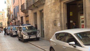"""El Govern veu """"les clavegueres de l'Estat"""" darrere l'operació anticorrupció a Girona (EUROPAPRESS)"""
